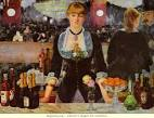 Edouard Manet. A Bar at the Folies-Bergère - Olga's Gallery - Downloadable