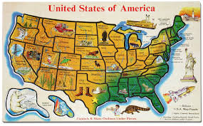 Map Of The Usa by Images Of Roadside Attractions Cross The Usa Walk Across America