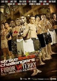 Strikeforce Challengers: Fodor vs Terry (Videos)