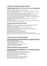 Cover Letter Sample Quality Control opencharters com