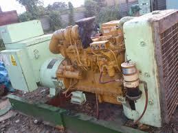 caterpillar motor ship machinery used recondition