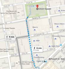 San Francisco Bart Map How To Get From San Francisco Airport To Downtown Free Tours By Foot