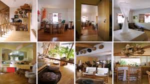 unusual ideas native house interior designs 5 modern filipino nipa