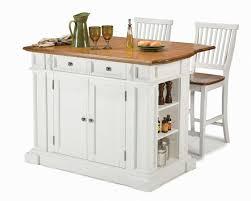 Kitchen Mobile Island Vintage Style Unfinished Wood Portable Kitchen Full Size Of