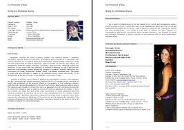 nail technician resume examples