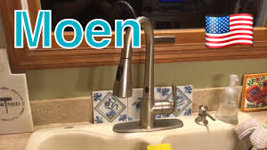 how to fix moen motionsense faucet 7594 fixed in the kitchen