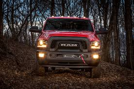 Dodge Ram Black - 2017 ram 2500 power wagon 4x4 off road package first look