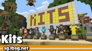 Survival Games   Lifeboat Network select a kit