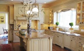 French Country Kitchen Cabinets by French Country Kitchen Decorating Ideas French Country And