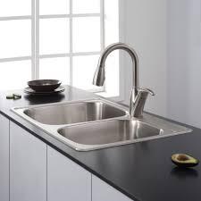 kitchen design marvelous white kitchen sink corner double sink