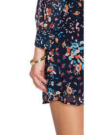 Daisy Duke Shorts Clothing Bardot Daisy Duke Dress In Blue Lyst