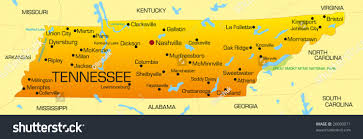 State Of Tennessee Map by Tennessee Highway Map Dale Hollow Lake Kentucky Tennessee From
