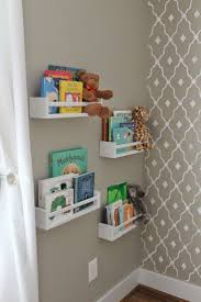 White Short Bookcase by Best 25 Kid Bookshelves Ideas On Pinterest Bookshelves For Kids