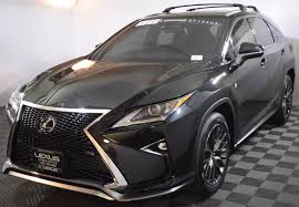 lexus rx panoramic roof 2016 lexus rx f sport in washington for sale 16 used cars from