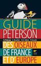 COLLECTIF - Guide Peterson des oiseaux de France et d