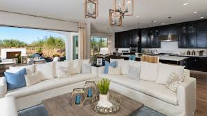 Greatroom Blossom Hills The Enclave New Homes In Phoenix Az 85042