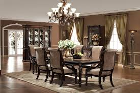 Decor For Dining Room Table Luxurious Formal Dining Room Design Ideas Elegant Decorating