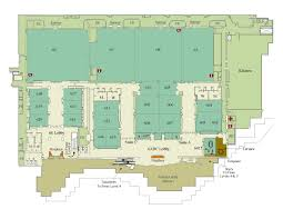Floor Planners by Convention Center Floor Plans Visit Seattle
