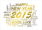 Happy New Year 2015 Handmade Greeting Cards | Happy New Year 2015