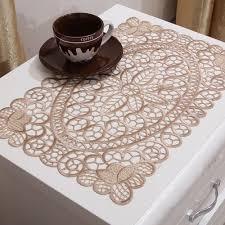online get cheap cutwork placemats aliexpress com alibaba group