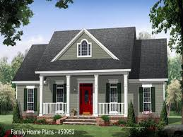 country house plans with porches country house plans with open