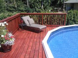 backyard decks and patios ideas 21 attractive wooden deck design of swimming pool aida homes