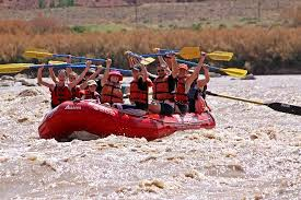 Colorado River Full-Day Rafting Trip