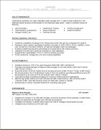 Area Sales Manager Resume Sample by Health Care Resume Templates Sales Manager Health Care Resume