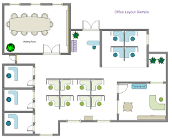 Floor Plan Layout Generator Office Layout Software Create Office Layout Easily From