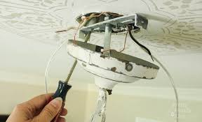 Ceiling Electrical Box by How To Install A Chandelier