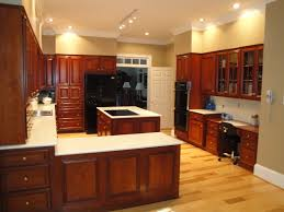 Kitchen Cabinet Outlet Kitchen Colors For Cherry Cabinets Kutsko Kitchen