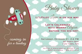 printable baby shower invitations for boys airplane baby shower invitation boy invitation airplane shower