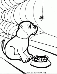 dog and cat coloring pages coloring books download with dog and