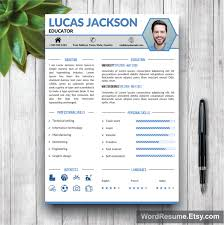 Sample Resume Format Usa by Creative Professional Resume Template Cv Template Cover
