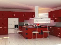 Red White And Black Kitchen Ideas Vibrant Modern Modular Kitchen Designs On Home Design Ideas