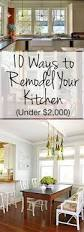 Cheap Kitchen Organization Ideas Best 25 Cheap Kitchen Ideas On Pinterest Cheap Kitchen