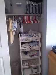Closet Organizer For Nursery Organizing The Baby Room Organizing Babies And Organizations