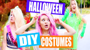 halloween party for teens diy halloween costumes for teens youtube