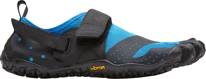 Vibram FiveFingers V-Aqua Black/Light Blue 40 19W730140