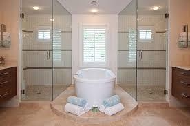 contemporary coastal master bath home design and remodeling ideas