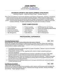 Resume Examples For Food Service by Business Resume Template Free Downloadable Free Resume Templates