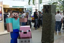 Halloween Minecraft Costume Amazing Minecraft Costumes U0027ll