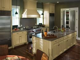 Kitchen Color Ideas With White Cabinets Painting Kitchen Cabinets Pictures Options Tips U0026 Ideas Hgtv