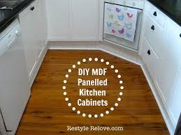 kitchen 28 diy kitchen cabinets diy mdf panelled kitchen