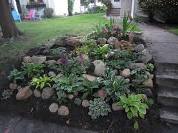 Small Rock Garden Pictures by Rock Gardens On Slopes Home Design Ideas