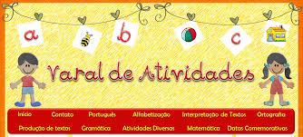 VARAL DE ATIVIDADES