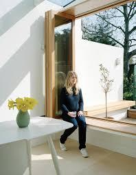 window seat in side return extension bay windows pinterest window