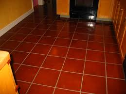 red tile floor for vinyl tile flooring peel and stick floor tile