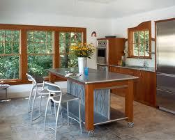 simple astonishing stainless steel kitchen island kitchen applying