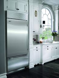 Built In Kitchen Cabinets Built In Refrigerator Differences Momentum Construction
